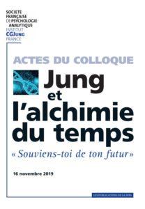 AC Jung et alchimie du temps - Couverture